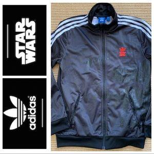 VHTF NWOT Adidas STAR WARS At-At jacket